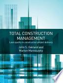 Total Construction Management