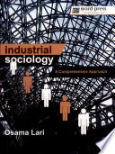 Industrial Sociology A Comprehensive Approach