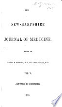 The New Hampshire Journal Of Medicine