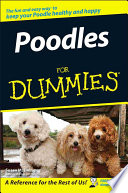 """Poodles For Dummies"" by Susan M. Ewing"