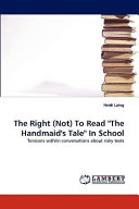 The Right to Read the Handmaid's Tale in School