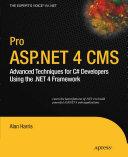 Pro ASP NET 4 CMS