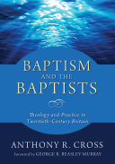 Baptism and the Baptists
