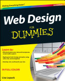 List of Dummies Web Design E-book
