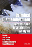 Forensic Investigation of Dismemberment