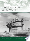 U boat Tactics in World War II Book