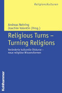 Religious turns, turning religions