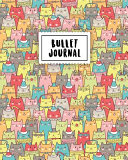 Colorful Cutie Cats Bullet Journal