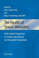 The Health of Sexual Minorities: Public Health Perspectives ...