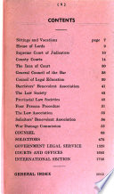 The Law List