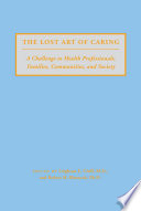 The Lost Art Of Caring