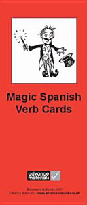 Books - Magic Spanish Verb Cards Flashcards | ISBN 9780954769550