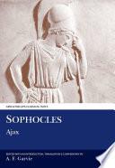 Sophocles  Ajax Book PDF