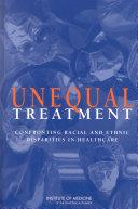 Unequal Treatment