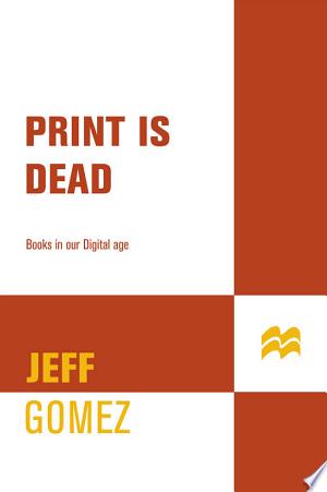 Print Is Dead Ebook - mrbookers