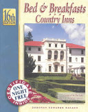 Bed and Breakfasts and Country Inns
