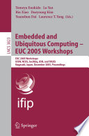 Embedded And Ubiquitous Computing Euc 2005 Workshops Book PDF