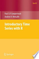 Introductory Time Series with R Book