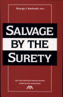 Salvage by the Surety