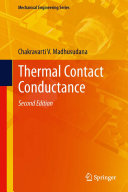 Pdf Thermal Contact Conductance Telecharger