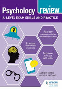 Psychology Review A Level Workbook
