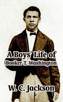A Boys  Life of Booker T  Washington