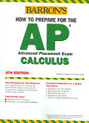 How to Prepare for the AP Calculus Book PDF