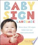 Baby Sign Language Book PDF