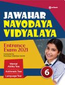 Jawahar Navodaya Vidyalaya Entrance Exam 2021 Class 6