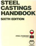 Steel Castings Handbook, 6th Edition Pdf/ePub eBook