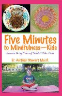 Five Minutes to Mindfulness   Kids