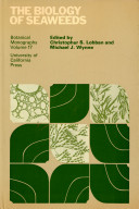 The Biology of Seaweeds
