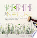 Hand Printing from Nature Book PDF