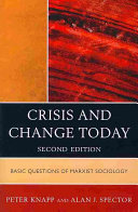 Crisis and Change Today