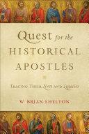 Quest for the Historical Apostles Pdf/ePub eBook