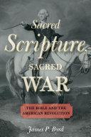 Sacred Scripture, Sacred War [Pdf/ePub] eBook