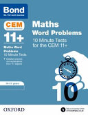 Maths Word Problems