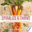 Spiralize and Thrive Book PDF