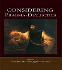 Considering Pragma Dialectics