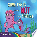 Coloring Book Some Parts are NOT for Sharing