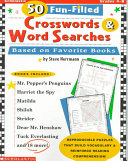 50 Fun-filled Crosswords & Word Searches