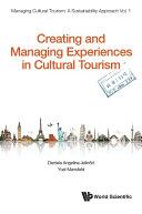 Creatingandmanagingexperiencesinculturaltourism