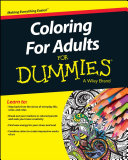 Coloring For Adults For Dummies
