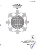 Guide to Foreign Trade Statistics