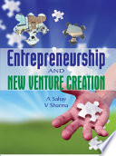 Entrepreneurship and New Venture Creation Book