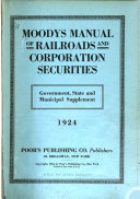 Moody's Manual of Railroads and Corporation Securities