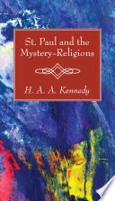 St Paul And The Mystery Religions