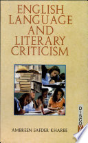 English Language And Literary Criticism