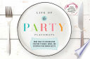 Life of the Party Placemats