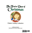 Twelve Days of Christmas Book